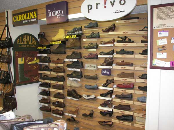 3bfbe03b41 Hoover Shoe Repair, shop tour.